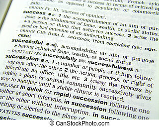 definition of successful