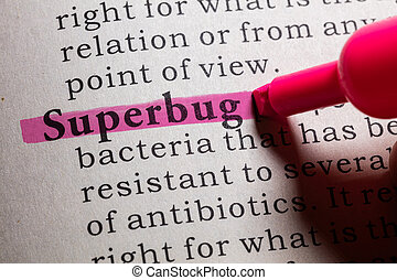 definition of superbug - Fake Dictionary, Dictionary...