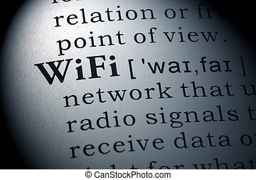 definition, wifi