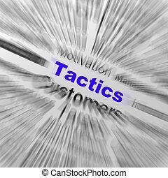definizione, amministrazione, tattica, strategia, sfera, piano, o, mostre