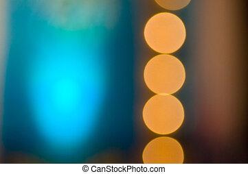 defocus, licht