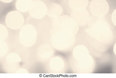 Defocused Abstract festive background with bokeh defocused...