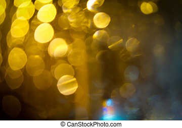 Defocused abstract texture background