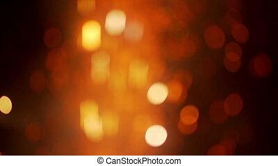 Defocused bokeh texture.Blur,abstract bokeh gold or brown...
