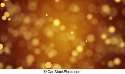 Defocused holiday background. Design element for titles. ...