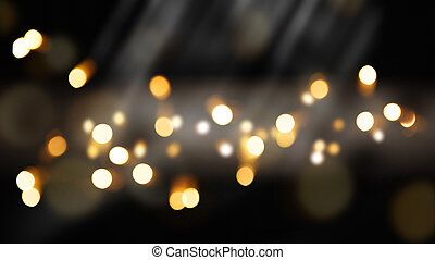 Defocused Lights Background. Specially useful as Overlay Layer in Photoshop (screen, overlay or soft light) to add Magical Effect to your Photos.