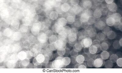 defocused reflections - slow motion