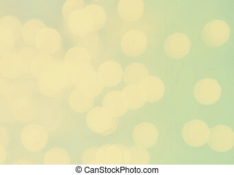 Defocused twinkling lights Christmas Bokeh background....