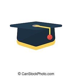 degree flat icon