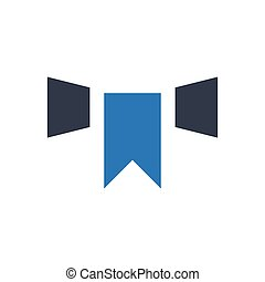 degree  glyph color icon