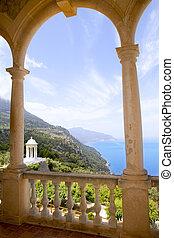 Deia mirador des Galliner Son Marroig Majorca - Deia mirador...