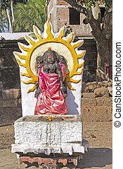 Deity of Shri Vishnu
