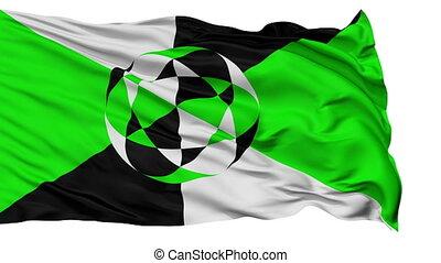Deiwos Religious Isolated Waving Flag