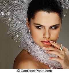 dekoration, bryllup