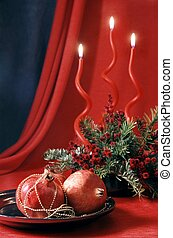 dekoration, -, jul
