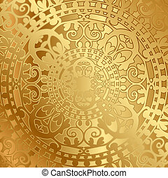 dekoration, orientalische , hintergrund