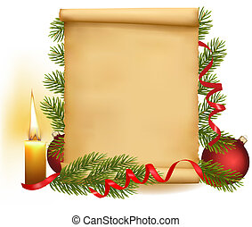 dekorationen, weihnachten