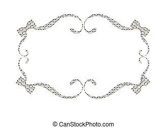 Dekorativ, Rahmen, Muster - dekorativ, rahmen, muster