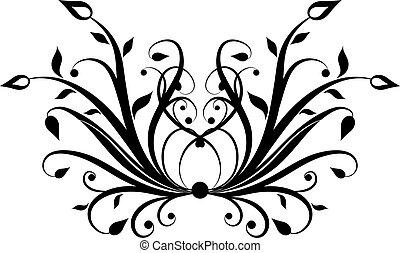 dekorativt element