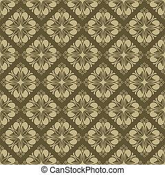 dekorativt mønster