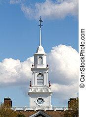 Delaware Capital Cupola