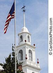 Delaware State Capitol Building, Dover