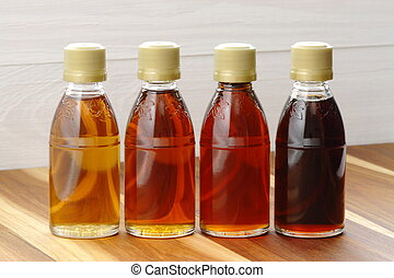 delcious maple syrup - delicious maple syrup made in vermont...