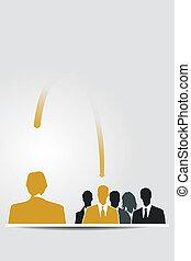 Delegating responsibility - The difficult task of delegating...
