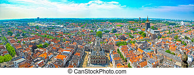 Delft in the Netherlands