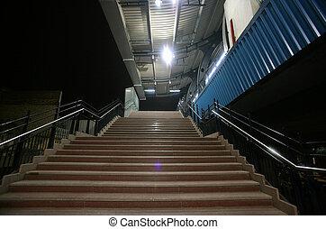 delhi, métro