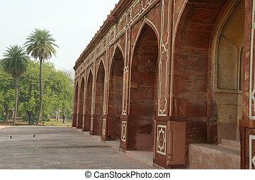 delhi, temple