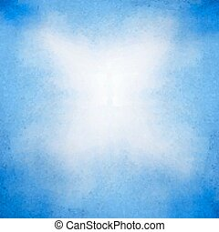 delicate blue watercolor background