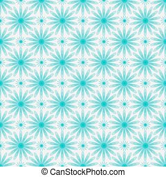 Delicate seamless background with flowers. Vector illustration.