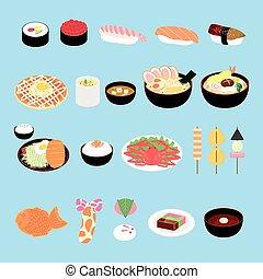 delicatesse, japan, aantrekkelijk