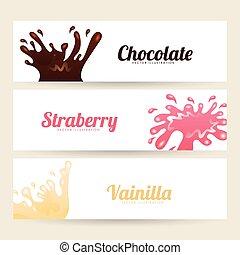 delicioso, chocolate