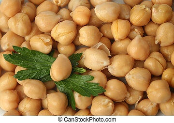 chick peas - delicious chick peas