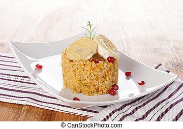 Delicious couscous.