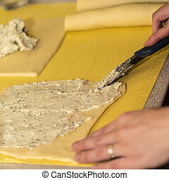 Delicious cream cheese
