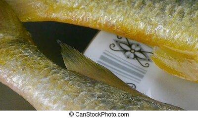 Delicious Croaker fish