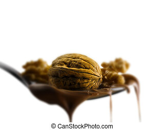 dried fruit - delicious dried fruit and chocolate