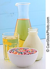 Delicious kids cereal loops - delicious and nutritious, ...