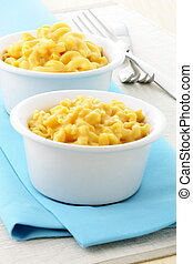 macaroni and cheese - Delicious mac and cheese made with a...
