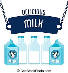 delicious milk