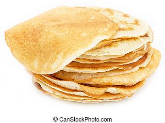 delicious sweet pancakes