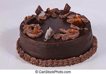 delicous, torta de chocolate