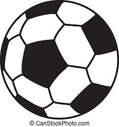 delineato, palla