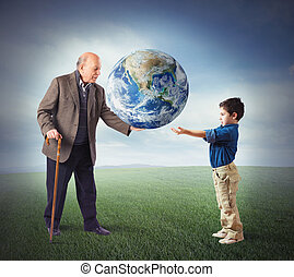Deliver the world in young people hands. World provided by ...