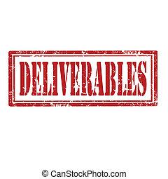 Deliverables-stamp