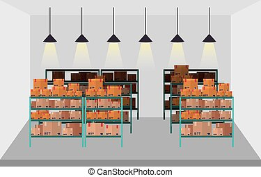 delivery and storage warehouse design - delivery and storage...