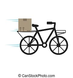 delivery bicycle box service